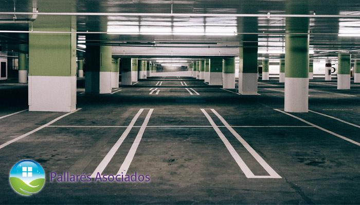 plazas garaje en Murcia
