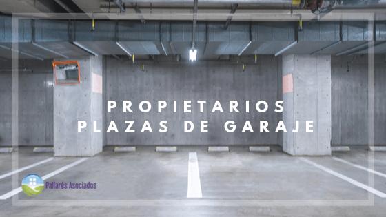 Plazas de garaje Murcia