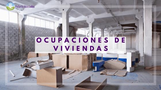 Ocupación de viviendas en Murcia